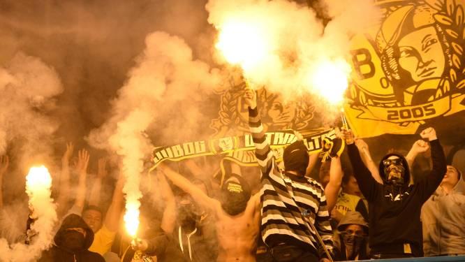 Dortmund riskeert sanctie na vuurwerk in Anderlecht