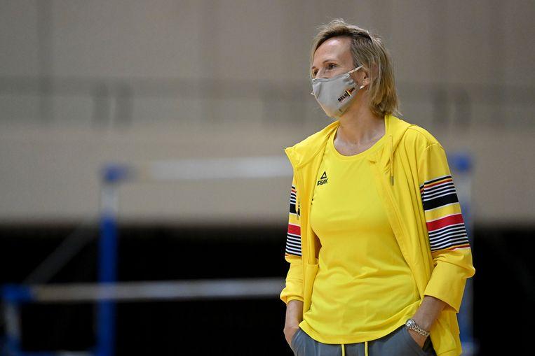 Coach Marjorie Heuls: