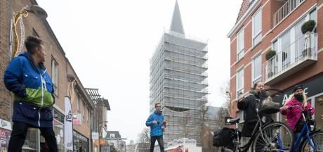 Restauratie toren Oude Kerk in Ede is klaar