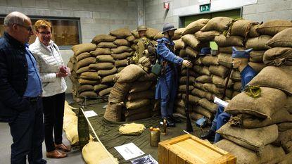 Ruim 500 bezoekers op expo over Groote Oorlog