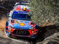 Thierry Neuville remporte le rallye de Catalogne, Ott Tänak est sacré champion du monde