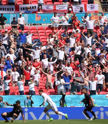 LIVE | Toch 45.000 fans welkom op Wembley ondanks uitstel versoepelingen