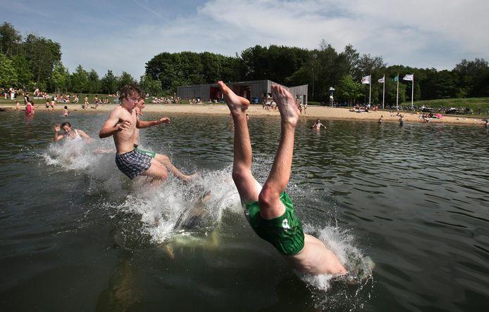 Je hoeft niet meer te reserveren om te gaan zwemmen in De Gavers.