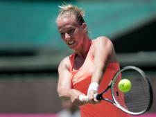 Degradatie nabij voor tennissters na slechte start in Fed Cup