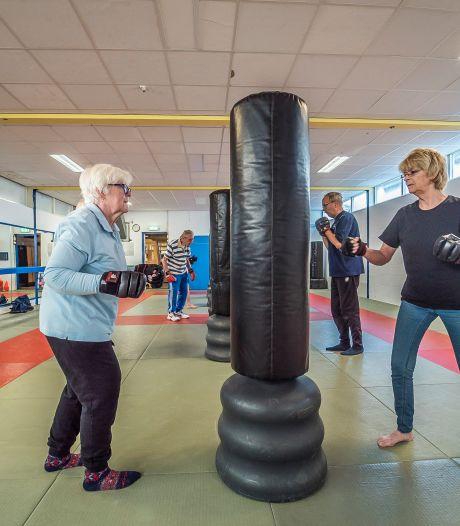 Door boksen doet het lichaam van Parkinsonpatiënt Koos (74) veel vaker wat hij wil