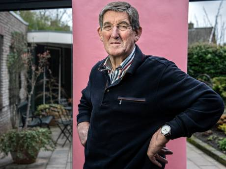 Nul procent van de mensen met beenmergfibrose is er nog na 25 jaar, behalve Johan uit Holten
