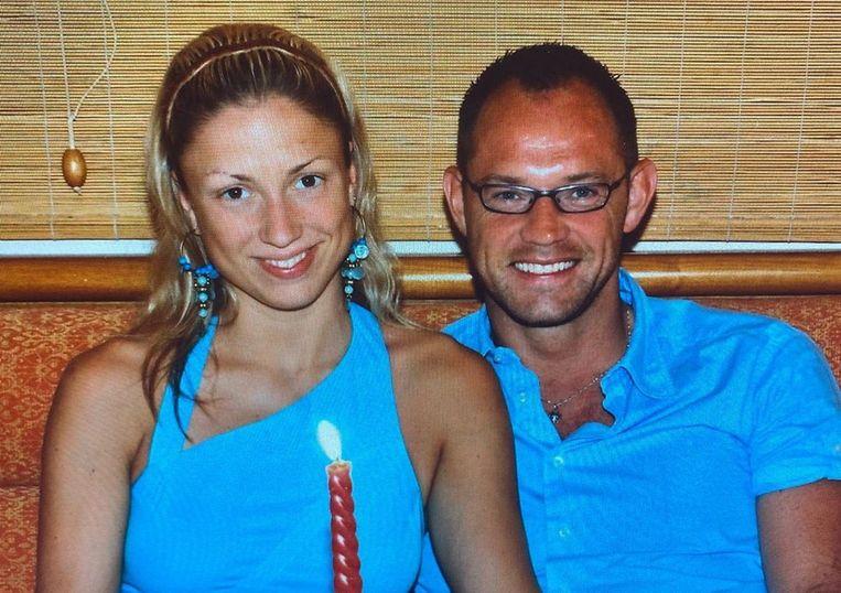 In 2003, vlak voor 'Idool', werd hij verliefd op Natalia. Vijf jaar genoten ze samen van het leven. Beeld Instagram