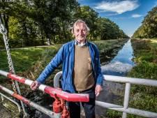 Kanaal Almelo-Nordhorn zit Bennie Beijerink in de genen:  'Geen dag zonder de Hunenbrug'