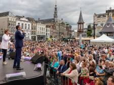 Grenzen aan evenementen in centrum van Den Bosch