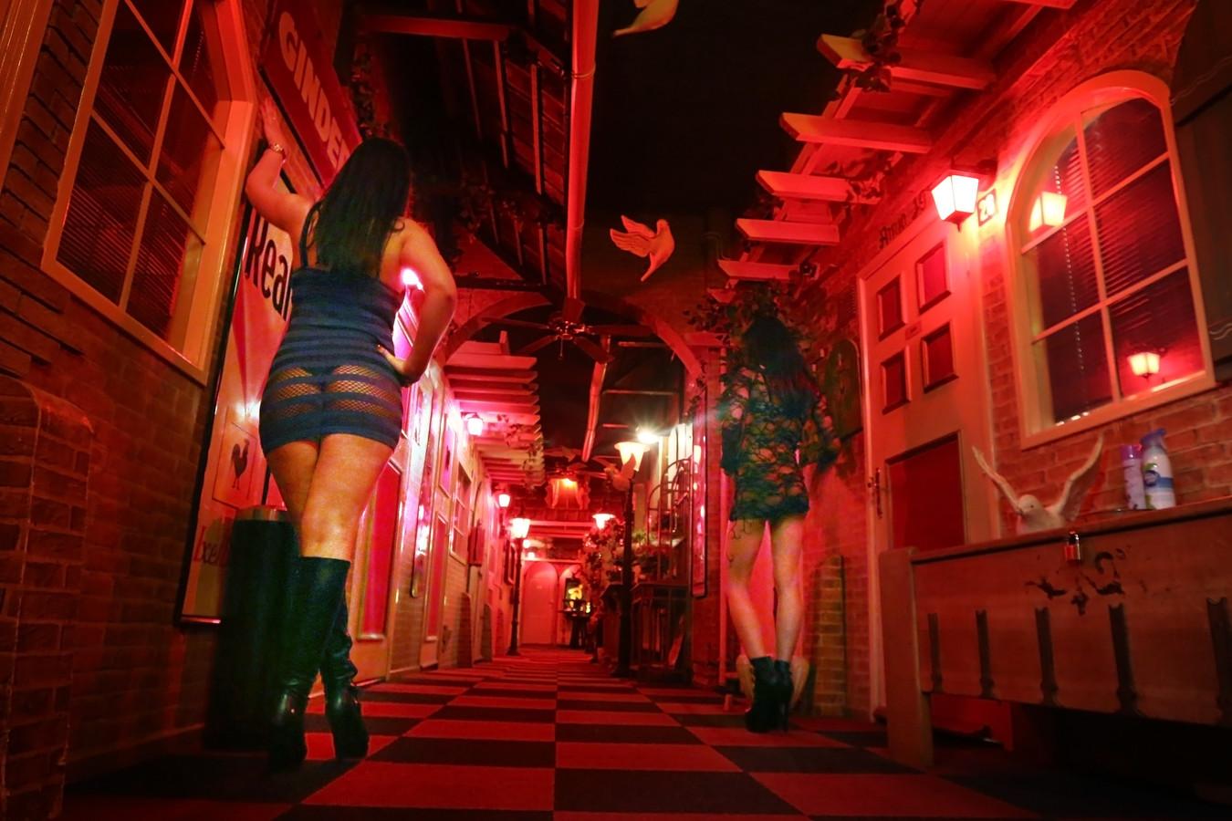 Рипербан проститутка где снять проститутку в Тюмени туп Тюменский