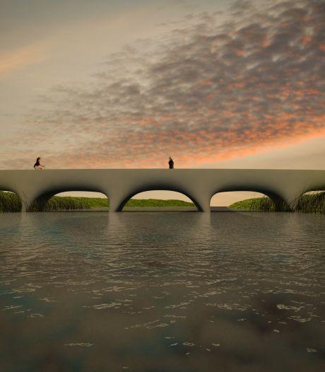 Bijzondere '3D-brug' Zwanenveld komt er eindelijk