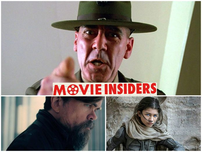 Full Metal Jacket, I Care a Lot en Dune komen voorbij in deze nieuwe aflevering van de wekelijkse filmpodcast MovieInsiders.