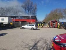 Deels afgebrande loods op gemeentewerf Beuningen vervangen door nieuwe