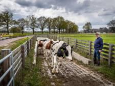 Nog veel te doen voor boer;  agrariër belang bij goed milieu en goede natuur maar is nog lang niet zo ver