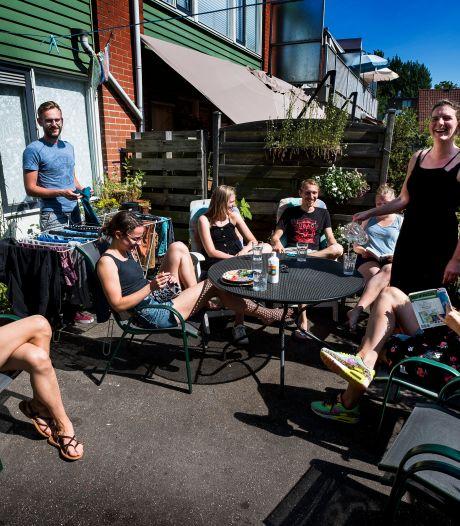 Utrechtse woongroepen ten einde raad: SSH wil studentenhuizen maken van hun woningen