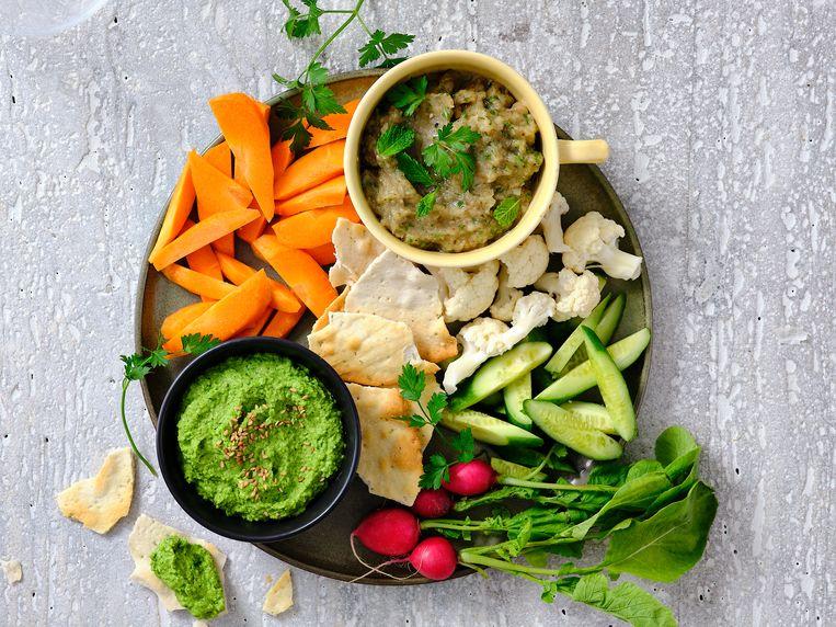 Tien porties groenten en fruit per dag? Het is makkelijker dan je zou denken. Beeld Hannes Vandenbroucke