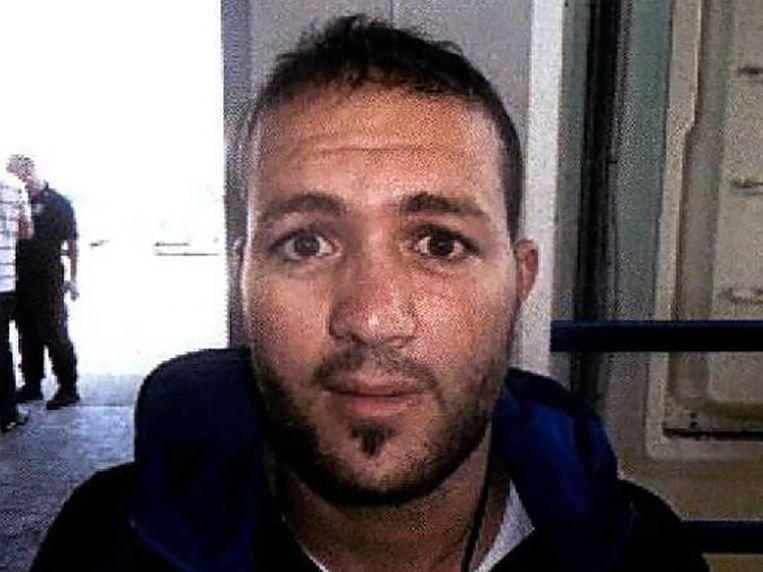 Adel Haddadi. Beeld cnn