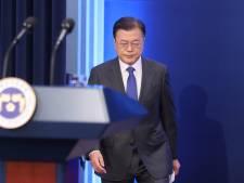 Zuid-Koreaanse president ziet vrede met Noord-Korea als hoogste prioriteit
