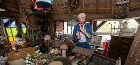 Van goedkope mode naar koning van de kringloop: Danny speurt elke dag urenlang naar vintage parels