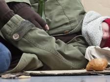 Tijdelijke opvang voor daklozen in hart Ede