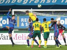 Go Ahead buigt in slotfase voor Fortuna Sittard