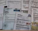 Voorbeelden van aanmaningsbrieven die in het spel zittten