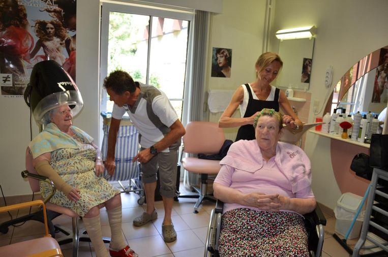 De gemeente garandeert dat inwoners voorrang blijven krijgen voor een opname in het woonzorgcentrum 't Heuverveld.