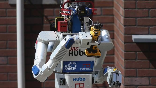 Deze robot kan u ooit redden bij een kernramp