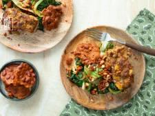 Wat Eten We Vandaag: Frikadel pan met andijvie en rempejek