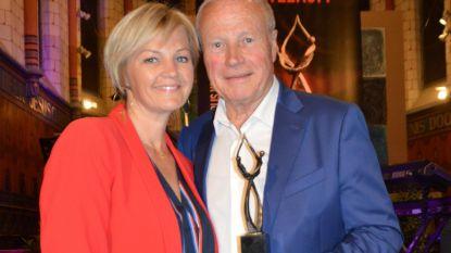 Marc Dex krijgt Lifetime Award
