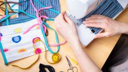 Naaien voor dummies: met deze tips tover ook jij de mooiste (mondmasker)-creaties tevoorschijn
