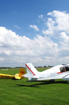Maatschap niet van plan grond te verkopen voor verleggen landingsbaan vliegveld