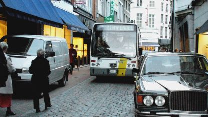 Straks weer gratis centrumpendel in Hasselt?