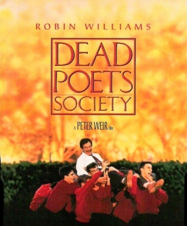 Filmposter Dead Poets Society Beeld -