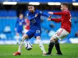 Ziyech kan Chelsea niet aan winst helpen tegen United