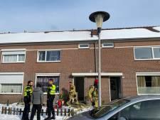 Brand op bovenverdieping van woning in Helmond, oorzaak onbekend