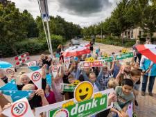 Stuivenbergstraat in Genemuiden is nu een stuk veiliger: 'Dit is een hele verbetering'