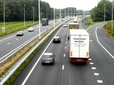 A73 richting Nijmegen dit weekend weer op slot, files verwacht