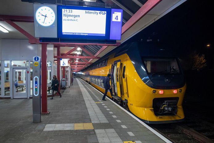 Station Ede-Wageningen. Foto ter illustratie.