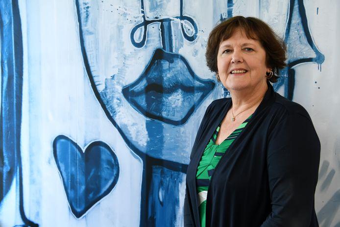 Rosa Jansen, voorzitter van Stichting Slachtofferhulp Nederland: ,,We hebben grote stappen voorwaarts gezet.''