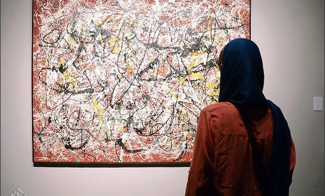 Berlijnse musea schrappen langverwachte tentoonstelling for Mural on indian red ground
