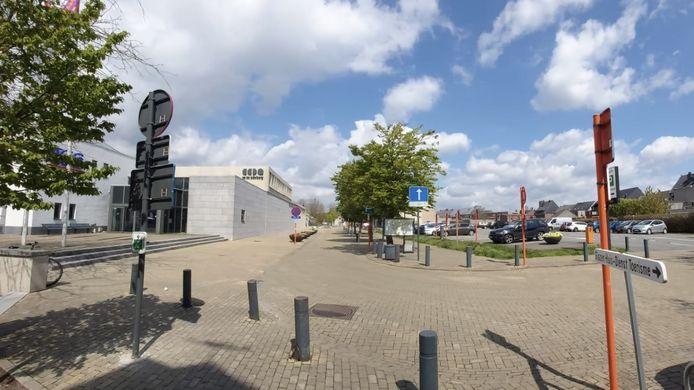 Het Adelbergpark in Lommel