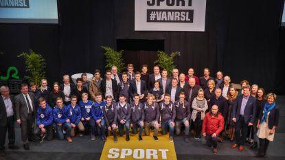 Stad Roeselare huldigt verdienstelijke sporters