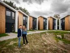 Tiny house is de oplossing voor veel woonzorgen: 'Mijn oude huis had kamers waar ik nooit kwam'