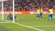 Kansen bij de vleet, maar Brazilië komt niet verder dan gelijkspel tegen Nigeria
