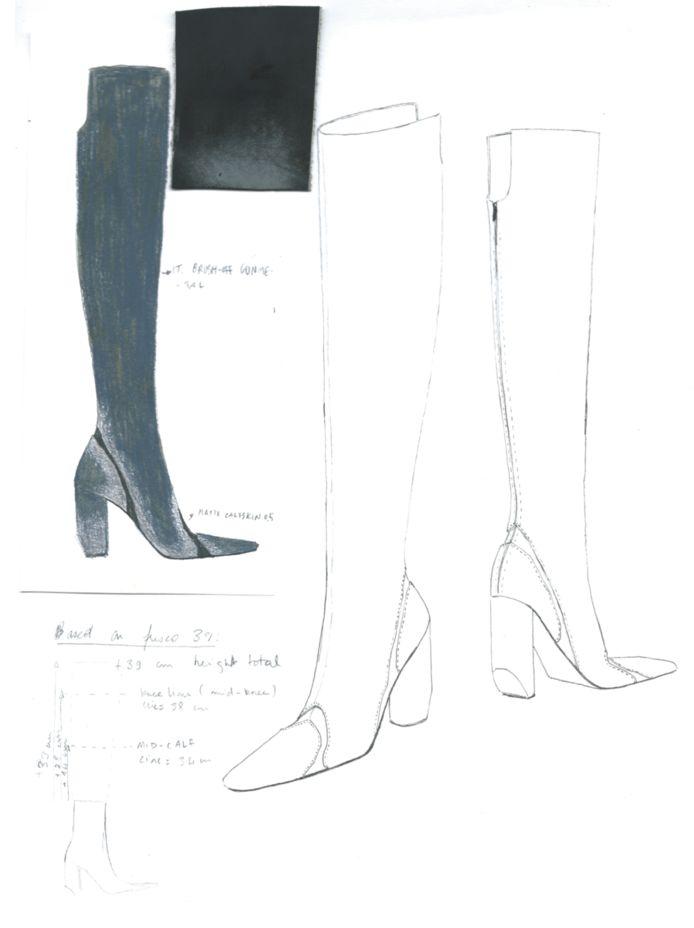 Hooverphonic: de jurk van Geike.