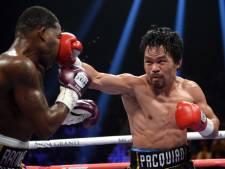 Bokslegende Manny Pacquiao (42) bereidt comeback voor, trainingskamp al gestart