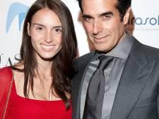 David Copperfield (57) en vriendin (28) gaan trouwen