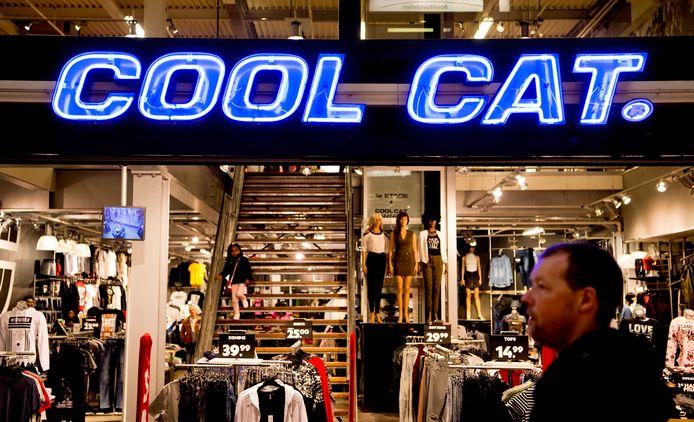 Een winkel van CoolCat in Rotterdam.