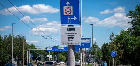 Arnhem blundert met duizenden dieselboetes: borden deugden niet